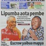 #MagazetiYaLeo TanzaniaDaima, Septemba 26, 2016. https://t.co/ONxG6yko4i
