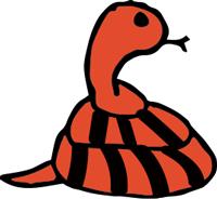 【ヤマカガシ(毒蛇)目撃情報】理学研究科構内(構内より川内三十人町への階段) において、ヤマカガシ(毒蛇)が発見されましたので、周辺を通行される教職員及び学生さんはご注意ください。 https://t.co/4CIPMYfcqB