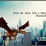 How would you #CrossOutOrdinary? The whackiest answer stands a chance to win an Urban Cross! #Contest https://t.co/zGC1Qwu8ST