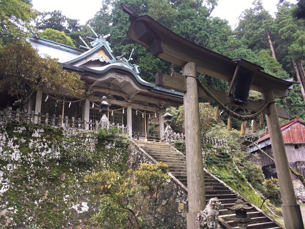 玉置神社 #RDG_anime