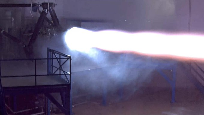 SpaceX propulsion just achieved first firing of the Raptor interplanetary transport engine