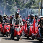 Perkumpulan Pecinta Vespa di Vespa Antique Club https://t.co/NxBnMH9iMy… #infoBDG https://t.co/WXUNyxO7vX