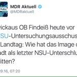 #Sachsen kümmert sich derweil um die entscheidenden Fragen der Aufklärung des #NSU-Komplexes https://t.co/ij55ekpj9f