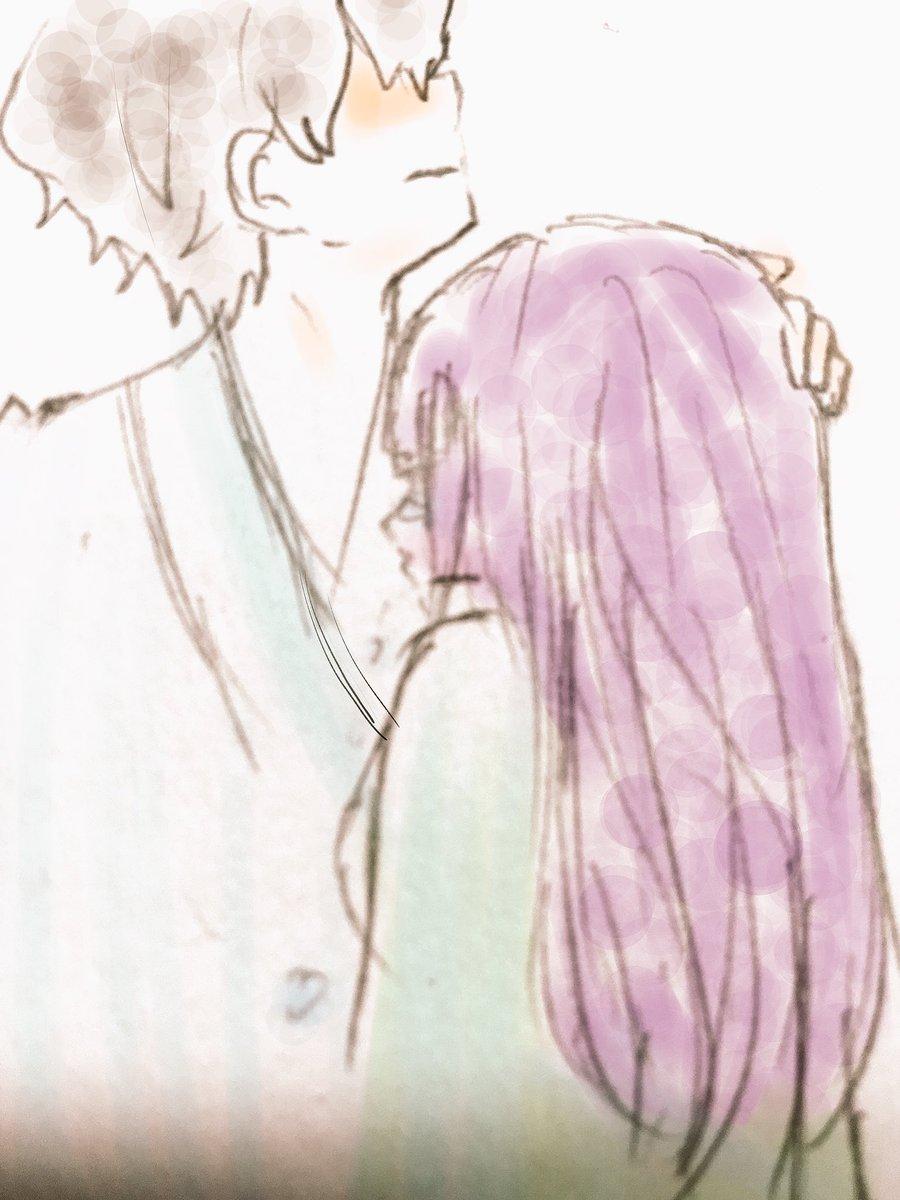 『…もう泣くなよ紅緒……』 #双星の陰陽師  #双星  #ろく紅