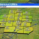 A look at current temperatures across the Miami Valley. Check the latest forecast at https://t.co/UmLMKq4bHP https://t.co/ERu10MwlvO