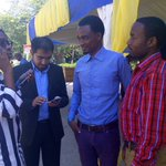 Msemaji wetu @SuphianJuma akiwambia vijana wenzake miradi yetu @Jennifershigoli @SajjadF @badrujumah #ChangeTanzania https://t.co/KG3p6DRaoy