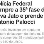 Mais um ex ministro PETISTA desmascarado pela Lava-Jato! Boa sorte, PF! Avante Lava-Jato! Avante PF! https://t.co/lqmSP65zHN