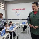 ¡#10MillonesPaClases! Hoy niños y niñas, asisten al nuevo periodo escolar 2016 - 2017, En Paz y Alegría una educación gratuita y Libertadora https://t.co/VSjkcunW8w