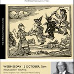 Professor Huttons lecture on Europes Great Witch Hunt is coming up https://t.co/Gy1vmje8zR @Holburne @TheBathMagazine @BathEchoWO https://t.co/K7vK0dqw0F