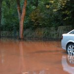 TWO MILES of tailbacks into #Birmingham city centre after Bristol Road floods https://t.co/BR5ENoA42d #Birmingham https://t.co/NKdPgqrXK1