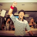 Catch our resident @ErikHagleton for sunset tonight at #CafeMambo 💃 https://t.co/h2y55jT1if