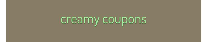 RT @getaphrase: creamy coupons https://t.co/7Yz7sl0Kpu https://t.co/qCf4Wc4lDa