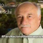 7-9-16 Alberto Franceschi : #ParoNacionalRevocatorioYA https://t.co/Qh78GVNEom 292 #JuntaCivMilConBADUEL <
