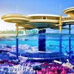 Worlds first ever under water hotel to be built in the Maldives by Deep Ocean Technologies. #healingaparadise https://t.co/nEmrCWpty1