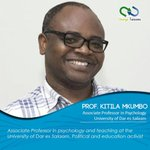 Kesho @kitilam anakuja kuchokoza mada kuhusu elimu .. be there or be square 😆😆 #ChangeTanzania https://t.co/SbVd9SQIMk