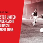 ⚽️⚽️⚽️⚽️⚽️⚽️⚽️⚽️⚽️⚽️ 60 years ago today... #MUFC https://t.co/zPjkrSOq9j