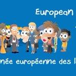 Happy European Day of Languages, dear friends! #EDL2016 https://t.co/Fd7evCsZ1r