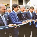 A @BolognaFiere ad inaugurare @CersaieOfficial e intervenire a convegno con @CarloCalenda #ceramica https://t.co/XDmW2pV1ZZ
