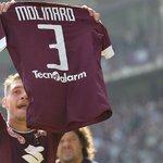 Domenica speciale e dedica speciale...ti aspettiamo in campo 💪🏼💪🏼💪🏼 #Molinaro @TorinoFC_1906 https://t.co/XHJWmbKOGY