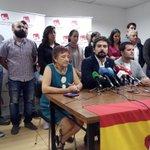 Orgullosa de formar parte fe la candidatura de @jsarrionan junto a @rocioanguita @ferberla @Piglez66 @Nuria_h_ https://t.co/kPT178tPvu