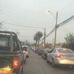 Taco ..Una calzada en Balmaceda al llegar a Reg Arica de Norte a Sur @tteinforma_IV @radio1071fm https://t.co/tgd0b6gHwz