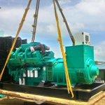 Fenaka corporation delivered 800KV and 500KV Auxiliary Engines to Villingili, #asurumaa @asurumaaa https://t.co/1rsBHqpYRy