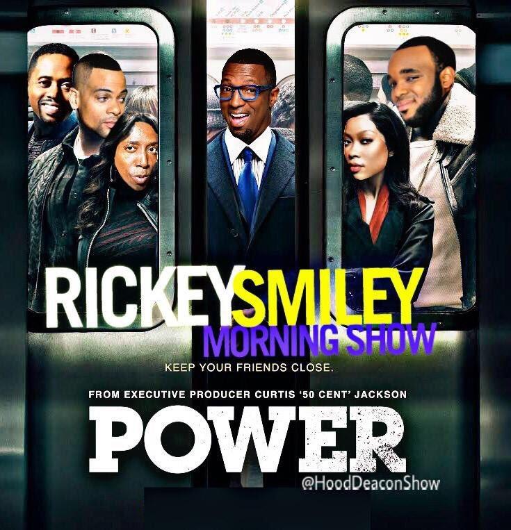 RickeySmiley : RT HoodDeaconShow