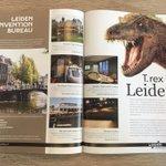 Veel Leiden in nieuwe uitgave van @MeetingMagazine. Met mooi bewaarboekje en speciale aandacht voor Trix! https://t.co/WJRSECB93h