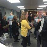 @AberEnglishDept @AberECWS drinks with the freshens in full swing :-) https://t.co/SKCU9JVC13