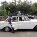 See the Luxurious Mercedes Vintage Car Senator Dino Melaye was Spotted Driving(Photos) https://t.co/9KB3QJIjet https://t.co/3VbbrbcvaS