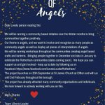 Check out the Festival of Angels peeps! #rotherhamiswonderful @REMACharity @Lv_is_Louder https://t.co/Fp4XTQQP2k
