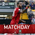 MATCHDAY! We host league leaders Plymouth Argyle tonight at the Matchroom Stadium #LOFC https://t.co/UKPsCcEyNg