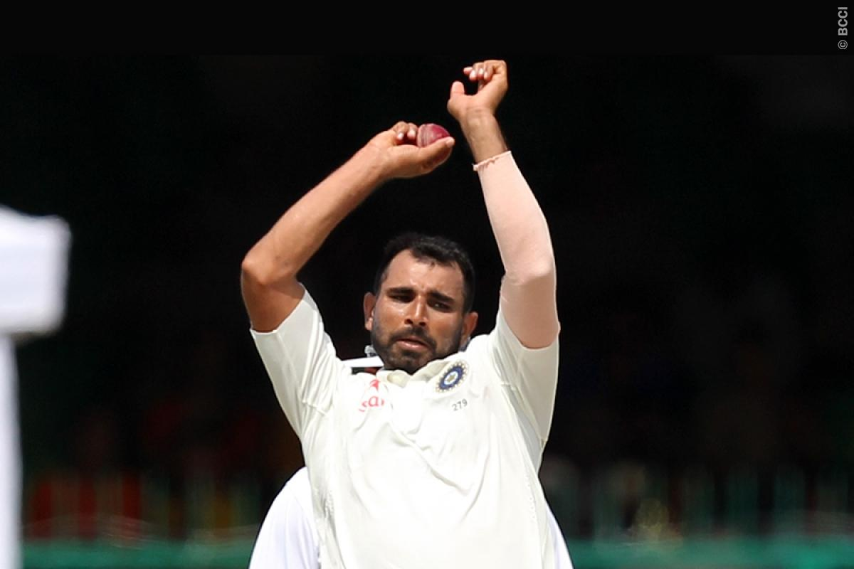 RT @BCCI: .@MdShami11 and his love for reverse swing. Interview by @28anand https://t. ...