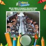 #10MillonesPaClases, sin pagar matrícula y con acceso a comedores escolares. https://t.co/Z4wXoVamI8