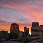 Wow. What a sunrise. #yyc https://t.co/4A7IZ2z9bU