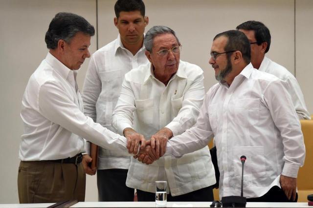 Colômbia e Farc