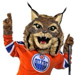 #Oilers fans, meet Hunter: our first-ever mascot! 😺 https://t.co/T1phDV73P3