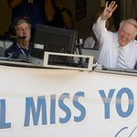 Dodgers win Vin Scullys last home game; clinch division title https://t.co/bAmr0DF0WT https://t.co/VjtryZg8R8