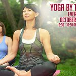 Release tention, tone muscles & learn to focus with Yoga at Town Lake in #McAllen every Sat. from Oct - Dec! https://t.co/EEVzv5pTKR https://t.co/NoxY1xeTuX