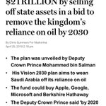Nigeria led by @MBuhari intends to sell its oil assets to fund just 2016 budget. Does this make any sense? https://t.co/86fc2Lp2wq