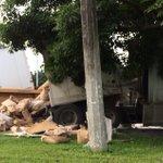 Reportan accidente en cruce ferrocarril en Tejería, carretera a Xalapa vía Santa Fe https://t.co/RzcTKR2CGJ
