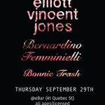 Thursday! @elliottvjones @Femminielli & @BonnieTrashBand at @The_eBar https://t.co/mE4qmv48uT https://t.co/PCMyQ88I6K
