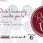 Support the #FSU Student Food Pantry & round up to the nearest quarter at participating locations on campus! @floridastate @seminoledining https://t.co/XLvh5mRPYB