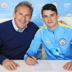 Congratulations to @Brahim on signing a three-year contract at the club! 👏🏻  ➡️ https://t.co/rAIT2wUour #mcfc https://t.co/O4jIPFIgBg