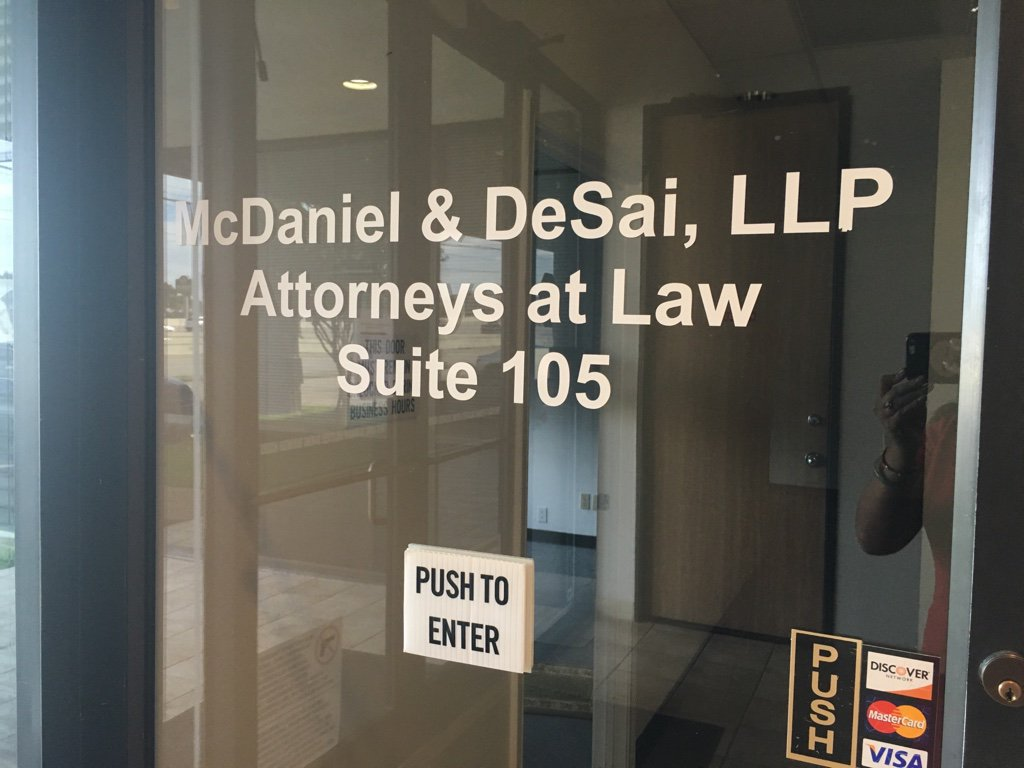 """@miyashay: Former law firm of Nathan Desai, lawyer whose car is focus of #HoustonShooting investigation. #abc13 https://t.co/U3eISCAUGF"""