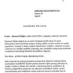 Gordana Sobol podnijela kaznenu prijavu protiv #Glasnovic. https://t.co/iau60Kou7d