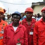 Assets Sale: PENGASSAN, TUC Threaten To Shut Down Nigeria READ MORE…https://t.co/f71hzgBtwO https://t.co/b7ErSLIEMu