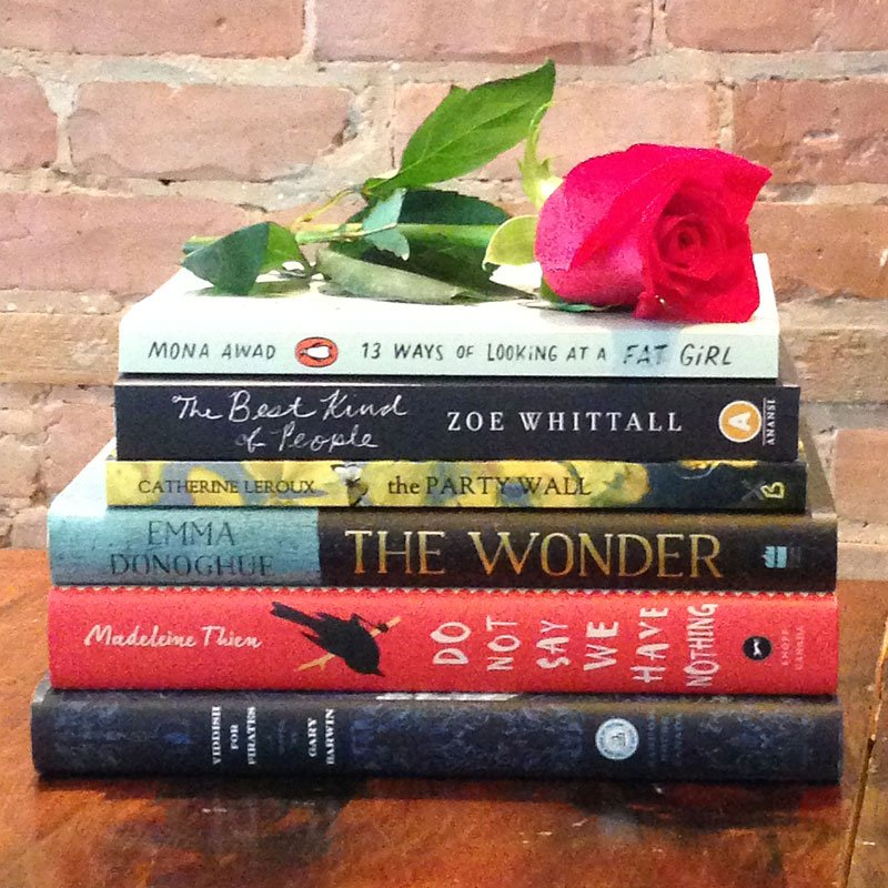 6 #CanLit gems grace the 2016 Scotiabank #GillerPrize shortlist ... https://t.co/vVYtF1ZFRD https://t.co/1Xl1jn0Ni5