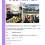 On Thursday, 27 Oct at 6 pm: Durham Law School Freshers Welcome Event with drinks & canapés. https://t.co/VMGmlyJDbX