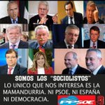 Miembros del @PSOE que se han pasado al PP a la espera de darles el carnet de afiliados #TerremotoElectoralARV https://t.co/ABPkvWGIZt